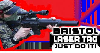 Bristol Laser Tag Logo